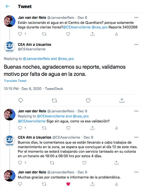 CEA Twitter